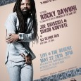 "Ghanaian Afro-Roots sensation Rocky Dawuni is set to perform at ""A Night of Afro Roots Vibrations"" on Friday May 22nd, 2015 at The Regent in Los Angeles, California. He will […]"