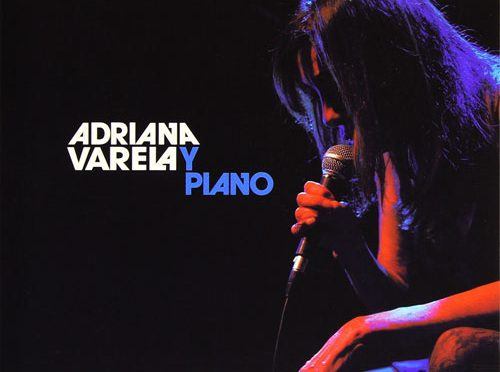 Adriana Varela and Piano