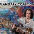 Alex Skolnick Planetary Coalition (Artist Share, 2014) Guitarist Alex Skolnick has jumped into the world music arena with a fabulous album titled Alex Skolnick's Planetary Coalition, a global music project. […]