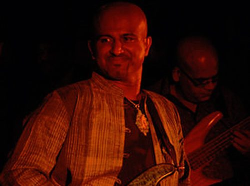 'Music is pure energy' – interview with guitarist-composer Amit Heri