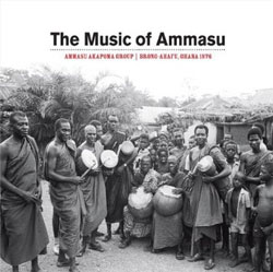 Ammasu Akapoma Group - The Music of Ammasu