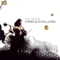International edition of Ana Alcaide's Como la Luna y el Sol