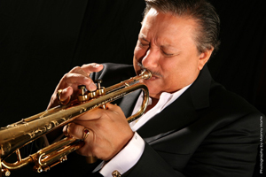 Arturo Sandoval - Photo by Manny Iriarte