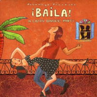 Various Artists - Baila: A Latin Dance Party