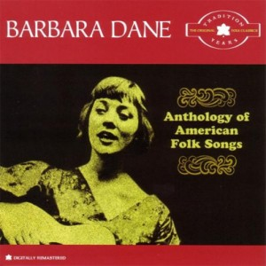 Barbara Dane - Anthology of American Folk Songs