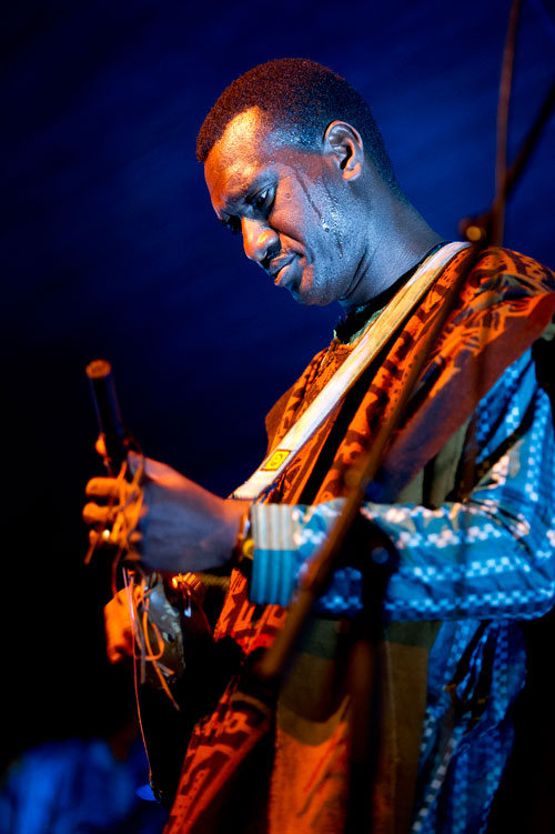 Bassekou Kouyate - Photo by Ziga Koritnik 2014