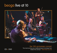 Beoga - Live At 10: The 10th Anniversary Concert