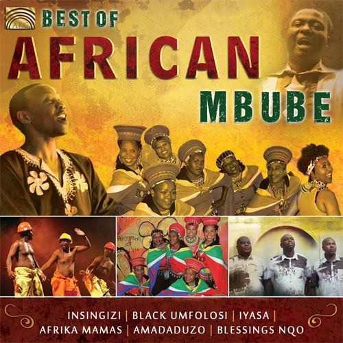 Various Artists - Best of African Mbube