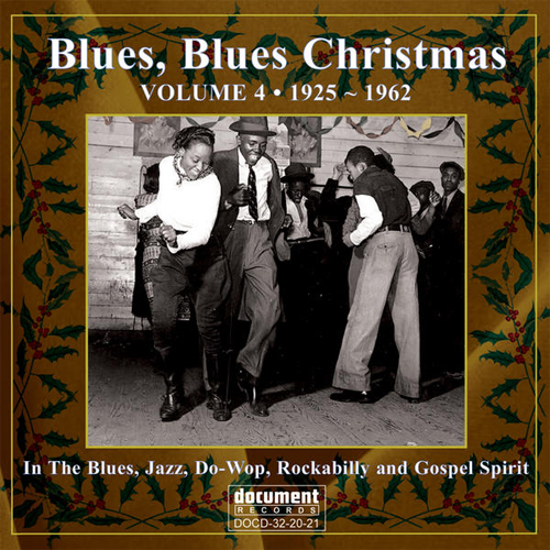 Blues Blues Christmas, Vol. 4