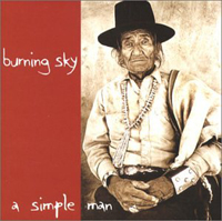 Burning Sky - A Simple Man