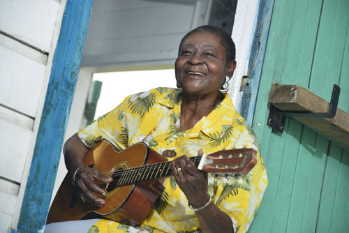Calypso Rose by Richard Holder