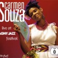 "After traveling the globe presenting her studio album ""Kachupada"" (2012), Portuguese singer Carmen Souza releases now a live album recorded with her quartet on October 13, 2013 at Lagny Jazz […]"