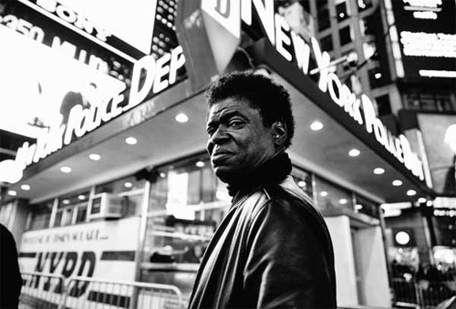 Charles Bradley - Photo by Shayan Asharnia