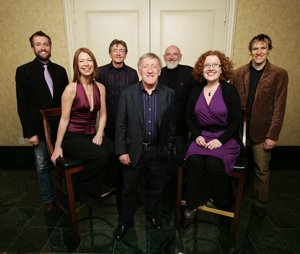 The Chieftains - Photo by Kevin Kelly