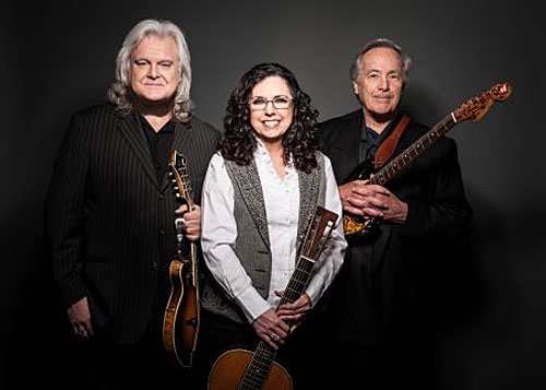 Ricky Skaggs, Sharon White and Ry Cooder