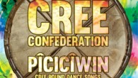 Piciciwin (Canyon Records CR-6514, 2014) is the latest collection of vibrant round dance songs by the well respected Cree Confederation. This group features singers and drummers from the Cree nation […]