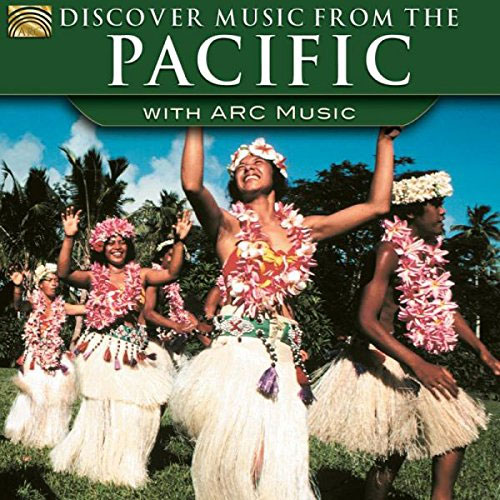 Various Artists - Discover Music from the Pacific with ARC Music (Arc Music, 2016)