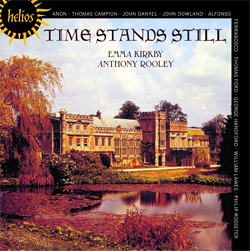 Emma Kirkby & Anthony Rooley -  Time Stands Still