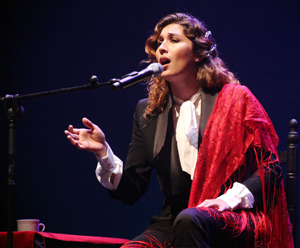 Estrella Morente - Photo by Paco Manzano