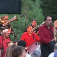 Sunday, September 23, 2012 On the Lawn at Duke Gardens Durham, North Carolina Romanian brass band maestros Fanfare Ciocarlia brought their vibrant Balkan sound to Duke University this evening. Supported […]