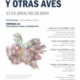 The SGAE Foundation has organized the Flamencos y otras aves (Flamencos and other birds) musical series that will take place December 17 to 20, 2014 starting at 21:00 (9:00 pm) […]