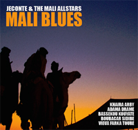 JeConte & The Mali Allstars - Mali Blues