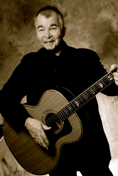 John Prine - Photo by Jim Shea