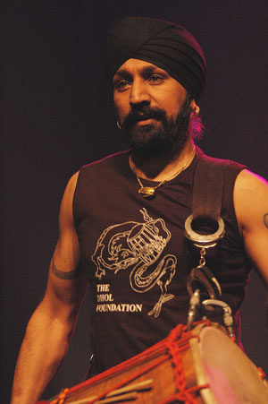 Johnny Kalsi, The Dhol Foundation
