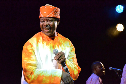 Sunny Ade And His African Beats The Original Syncro System Movement