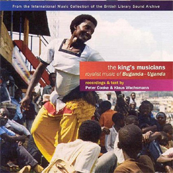 The King's Musicians, Royalist Music Of Buganda-Uganda