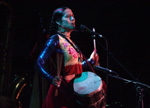 Lila Downs photo courtesy of Pirineos Sur world music festival