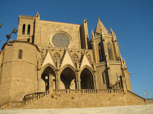La Seu de Manresa - Photo by Angel Romero
