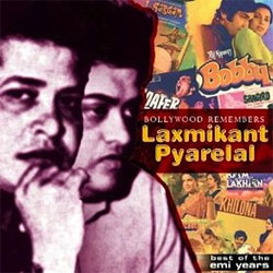 Bollywood Remembers Laxmikant Pyarelal