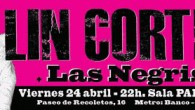 Lin Cortés and Las Negris are set to perform on Friday April 24, 2015 at 22:00h (10:00 pm) at Sala Paddock, Paseo de Recoletos 14 in Madrid. This concert is […]
