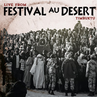 Various Artists - Live from Festival Au Desert Timbuktu