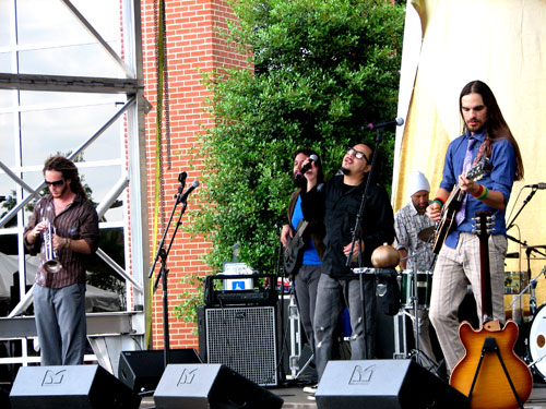 Locos Por Juana in Durham, North Carolina, 2009 - Photo by Angel Romero