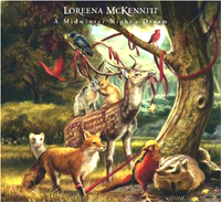 Loreena  McKennitt -   A Midwinter Night's Dream