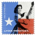 The U.S. Postal Service announced the launch of a new Music Icons stamp series with the issuance of a stamp honoring Lydia Mendoza, one of the first and greatest stars...