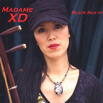 Madame Xd - Black Silk