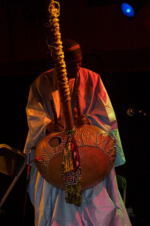 Mamadou Diabaté - Photo by Angel Romero