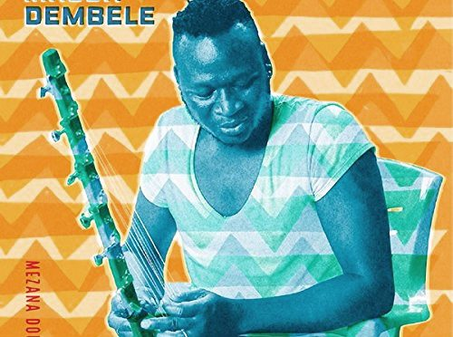 Modern Songs Rooted in Burkinabe Jeli Tradition
