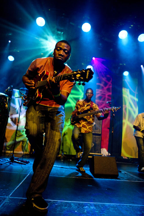 Mokoomba - Photo by Roel Determeijer