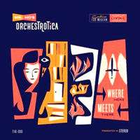 Mr. Ho's Orchestrotica Quartet - Where Here Meets There