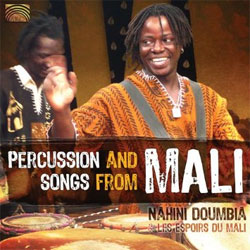 Nahini Doumbia & Les Espoirs Du Mali -  Percussion and Songs from Mali