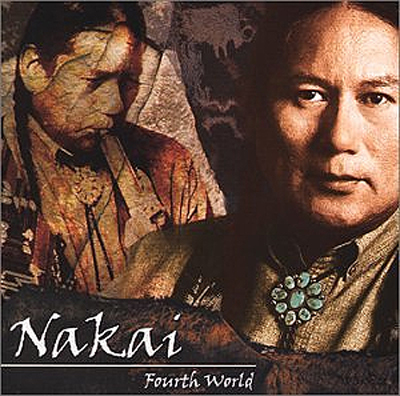 R. Carlos Nakai & Billy Williams - Fourth World