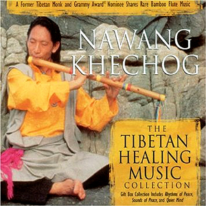 Nawang Khechog - (The Tibetan Healing Music Collection) &  Universal Love (Sounds True)
