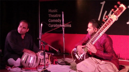 'Music can definitely pave the way to a peaceful, happy world' – Sitar Artist Nikhil Patwardhan