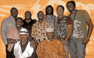 Okavango African Orchestra, one the acts showcasing at Mundial Montreal