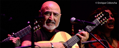 Peret - Photo by Enrique Cidoncha