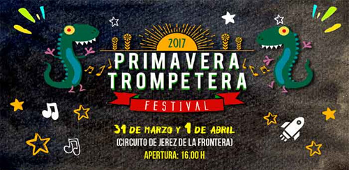 Roots Music at Primavera Trompetera Festival 2017 in Spain